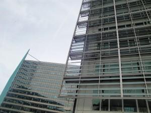 Brussels grid