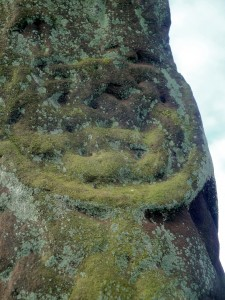Gosforth cross close-up 11
