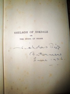 Signature shelagh of Eskdale