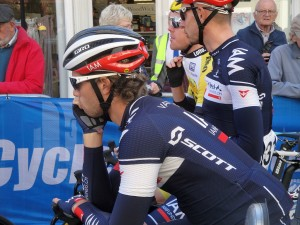 Tour of Britain thoughtful 2