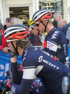 Tour of Britain thoughtful