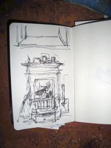 fireplace dec 16 2015