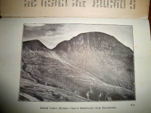 great gable father odins mountain