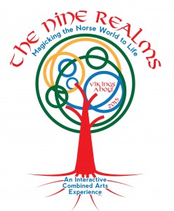 nine realms logo