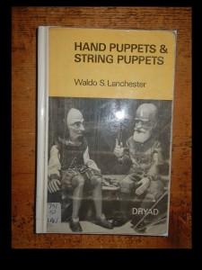 string puppet book